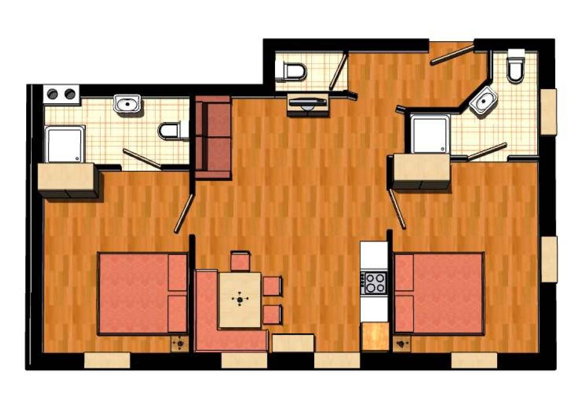 Apartment Flachau