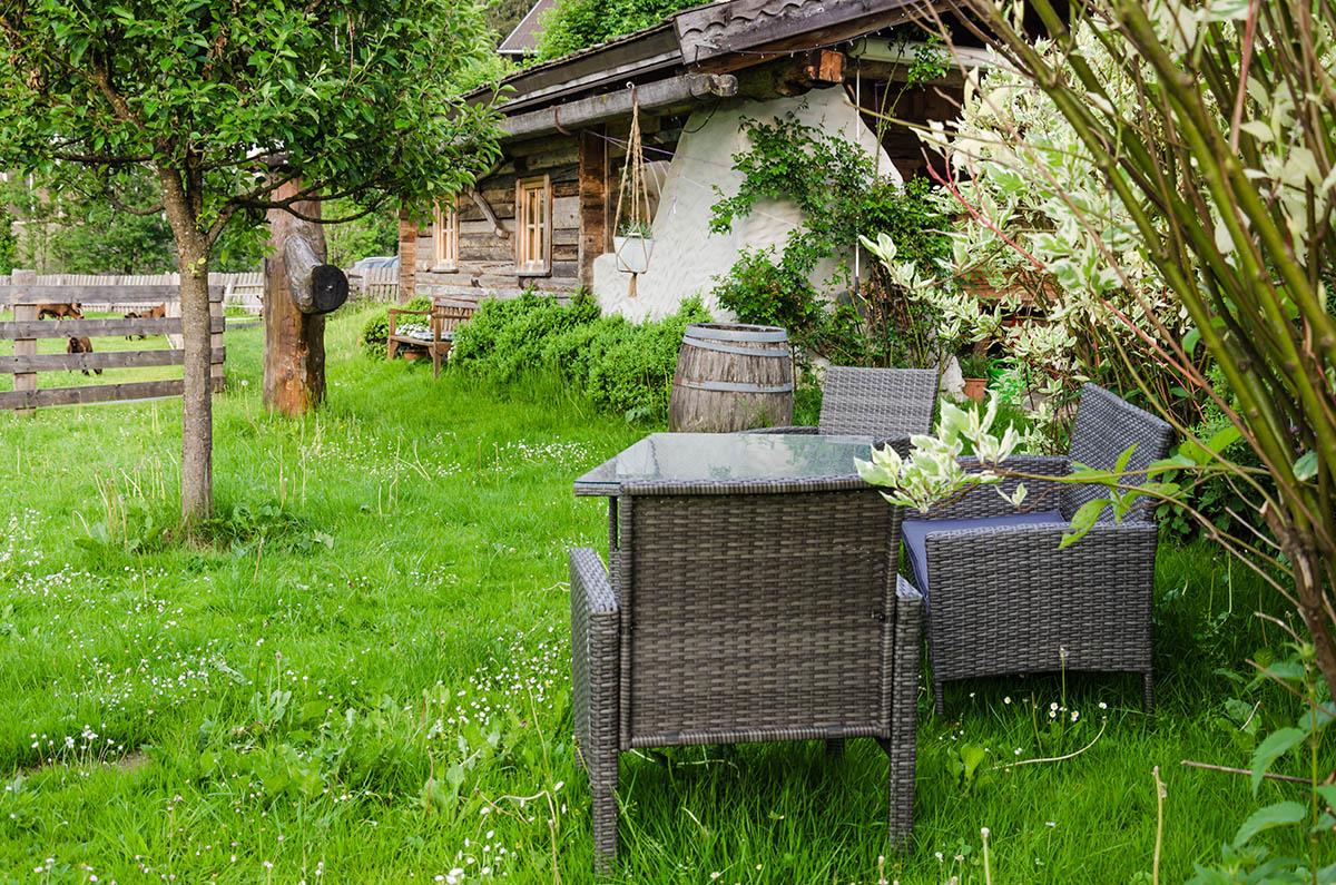 Sommerimpressionen im Appartementhaus Sonnfeld - Flachau, Salzburger Land