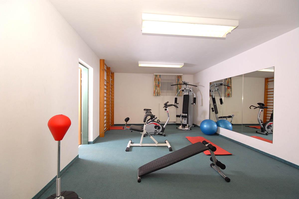 Fitnessraum - Sommer-& Winterurlaub Appartements Sonnfeld - Flachau
