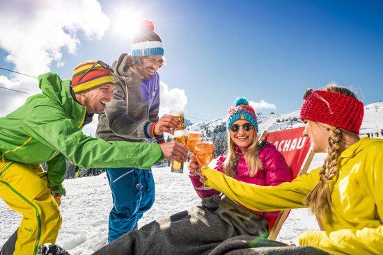 Après Ski & Restaurants in Flachau - Sonnfeld Appartements