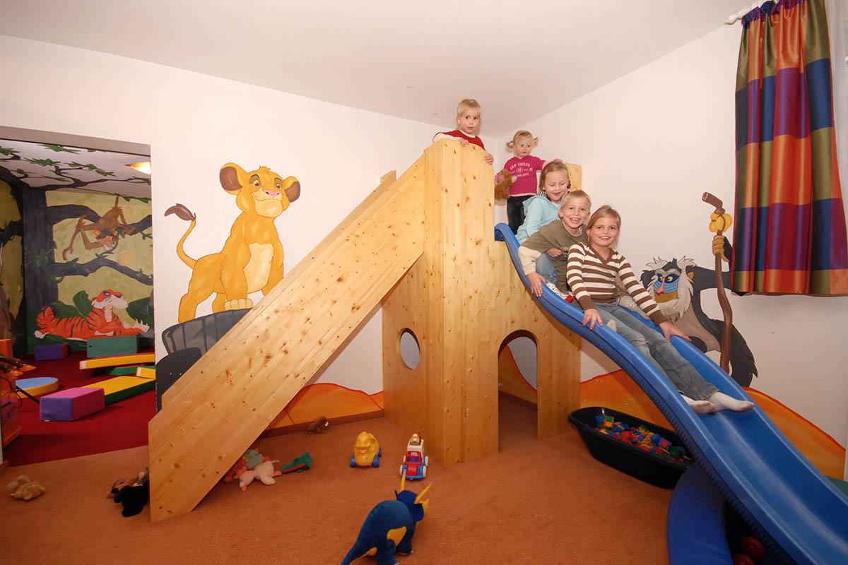 Familienurlaub in den Appartements Sonnfeld - Flachau