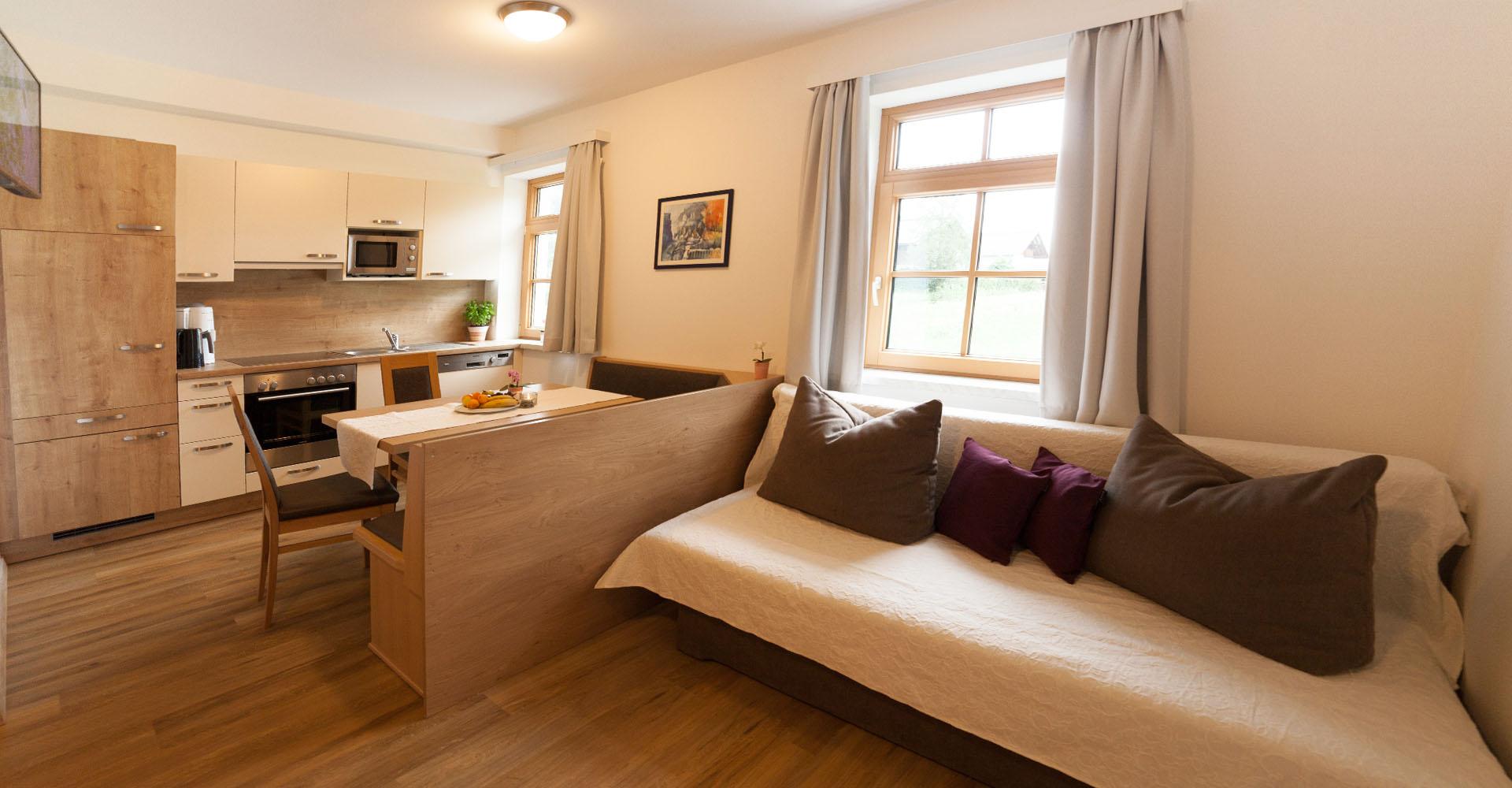 Appartement Bliem in Flachau - direkt neben der Piste