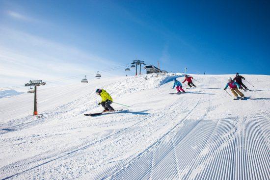 Skifahren in Flachau, Ski amadé - Appartements Sonnfeld