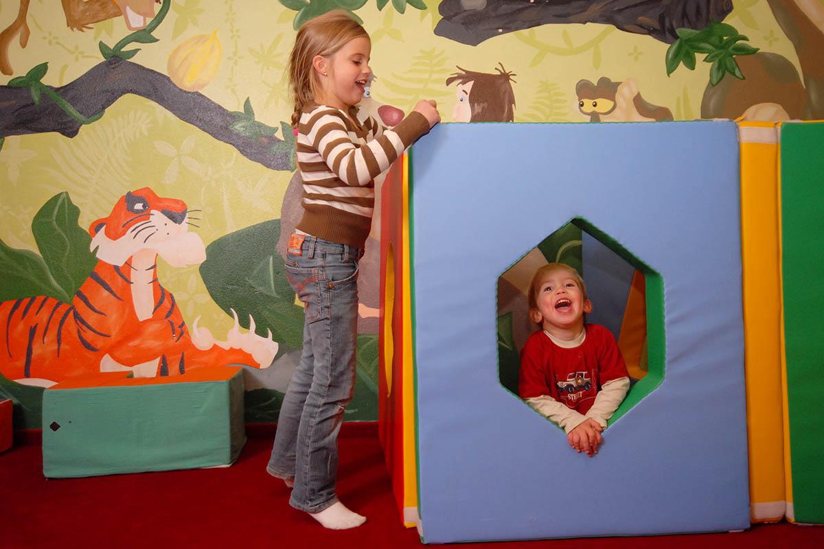 Kinderspielraum - Sommer-& Winterurlaub Appartements Sonnfeld - Flachau