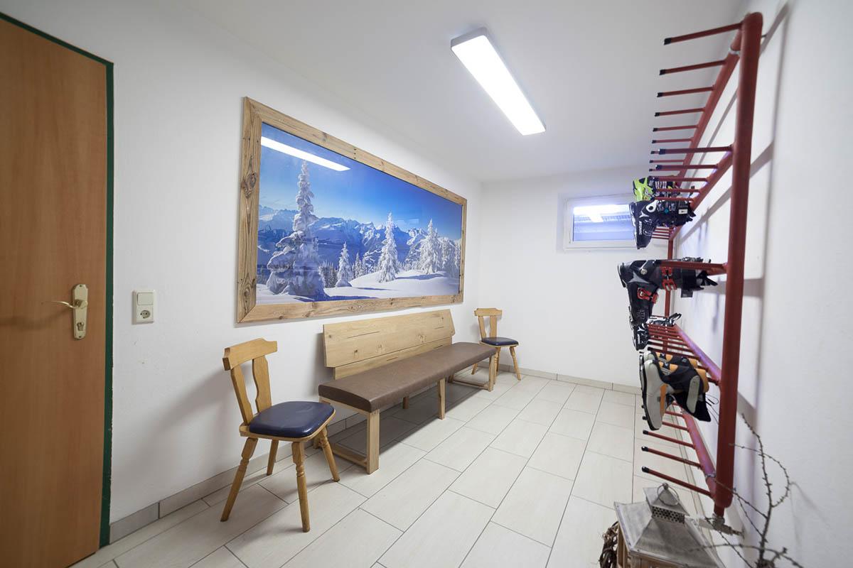 Unterkunft mit Skiraum – Appartements Sonnfeld in Flachau, Salzburg